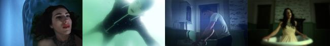 Snapshots from music video